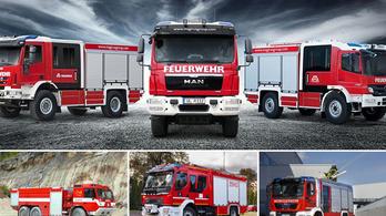 Felborul, a tűzoltók utálják, a központ szerint hibátlan a magyar tűzoltóautó