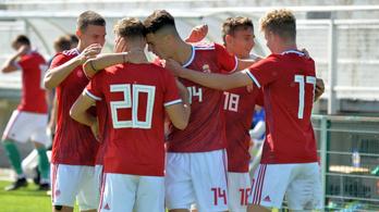 Utolsó meccsén legyőzte a horvátokat az U17-es vb-re készülő magyar válogatott