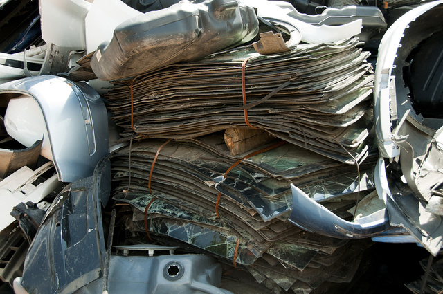 Nem lejárt újságok, hanem szélvédők