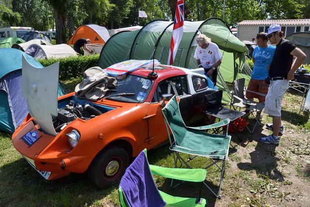 Ezekkel az autókkal régen komolyan versenyeztek
