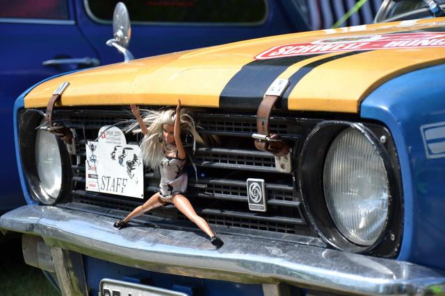 Barbie, a védőszent
