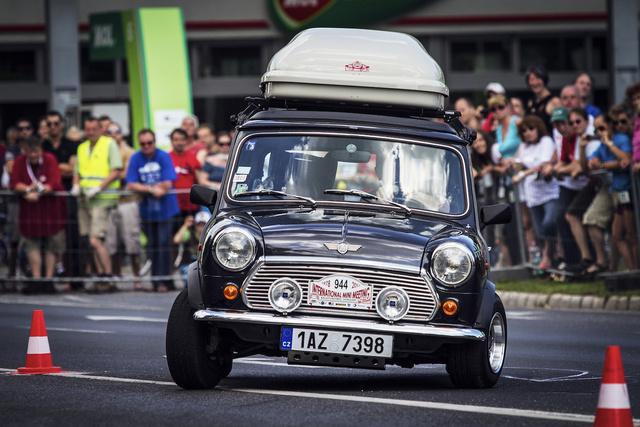 Cseh srác, Andrej Malusek nyerte a vasárnap esti szlalomot