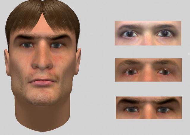 Egy másik példa: a prosopagnosiások nem tudják megmondani, melyik arcrészlet tartozik az archoz