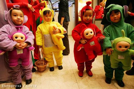 A színes babák meghódították a világot