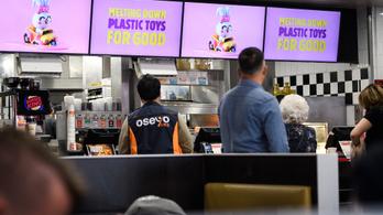 2025-ig a magyar Burger Kingekből is eltűnnek a játékfigurák