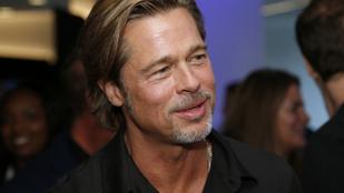 Brad Pitt új barátnője egy holisztikus gyógyító