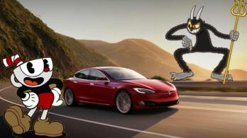Az új frissítéssel már lábhoz jöhet a Tesla