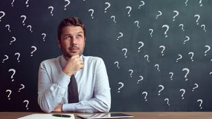 14 kérdés, amit mindenkinek érdemes feltennie magának