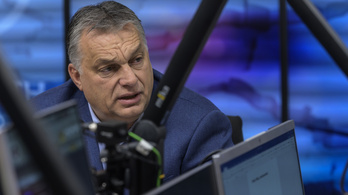 Orbán ismét Karácsonyról beszélt az állami rádióban