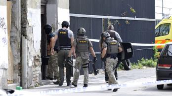 Lövés miatt zárták le a Soroksári utat, a gyanúsítottakat elkapták