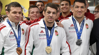 Budapesten lesz 2022-ben a birkózó Európa-bajnokság