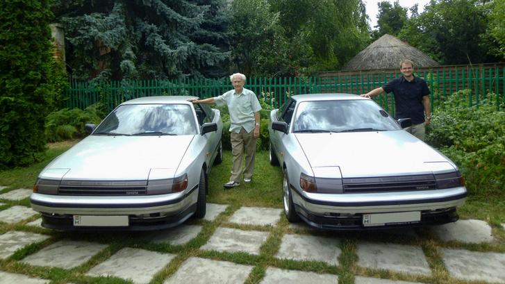 Az autók pont ugyanannyi idősek voltak 2013-ban is, csak a tulajdonosok között volt 59 év