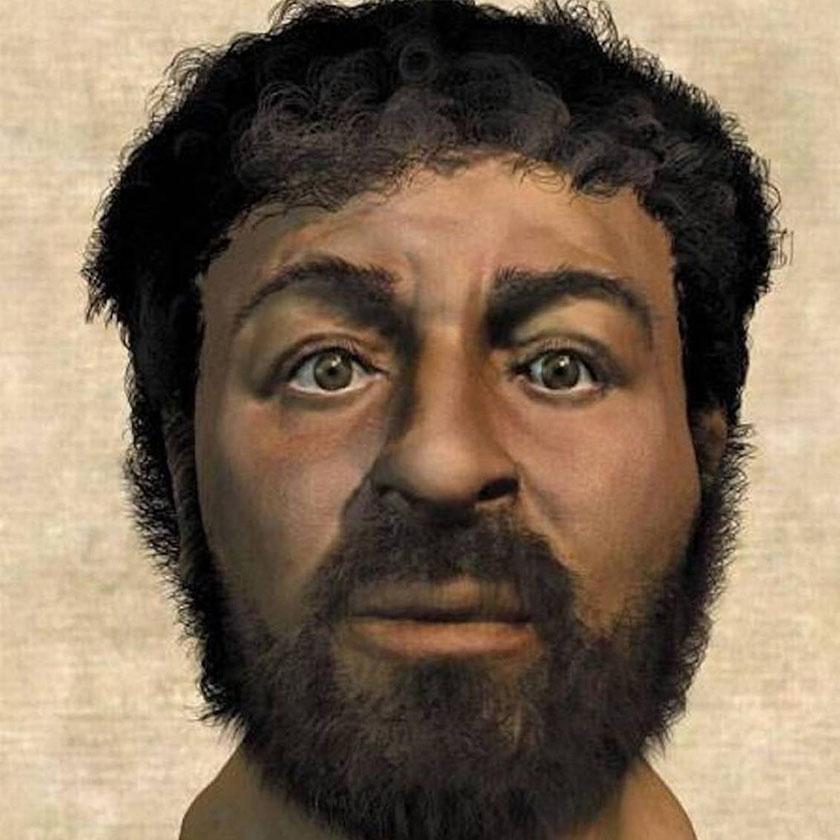 milyen-volt-Jezus-arca
