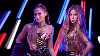 Shakira és Jennifer Lopez lép fel a Super Bowl szünetében