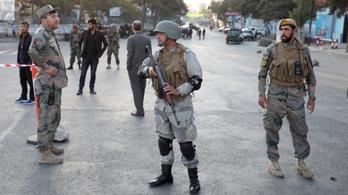 A robbantások miatt sok szavazóhely ki sem nyílik Afganisztánban