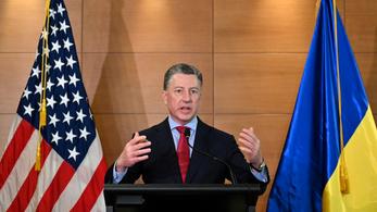 A Trump-botrány után lemondott az USA Ukrajnával foglalkozó különmegbízottja