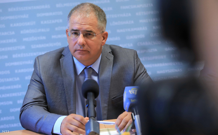 Kósa Lajos a Fidesz önkormányzati választásokért felelős kampányfőnöke