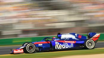 F1: Alpha Tauri lesz a Toro Rossóból