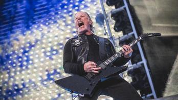 Lemondta turnéját a Metallica, mert James Hetfield újra elvonóra megy