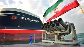 Dubajban kötött ki a lefoglalt brit tartályhajó