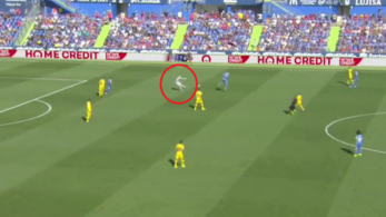 80 méterről adott gólpasszt a Barcelona kapusa