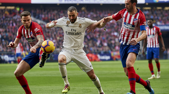 Atlético Madrid–Real Madrid