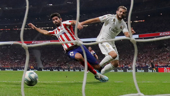 0-0-s derbivel maradt az élen a Real Madrid
