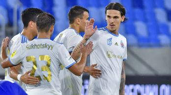 Holman: egy perc alatt két gól, mesterhármas a Slovanban