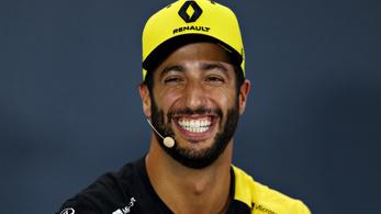 Irtózatosan sok pénzt fizet a Renault Ricciardónak