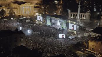 70 ezren voltak kíváncsiak Bryan Adams ingyenes fellépésére