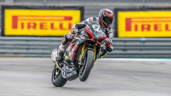 Német bajnok lett a motoros Kovács Bálint
