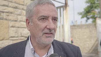 Halász János a klímatüntetésről: Nagyon fontos ügyre hívták fel a figyelmet