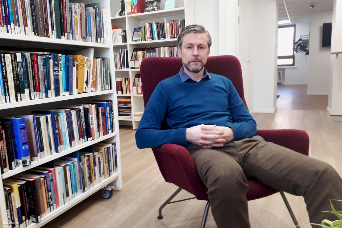 Joonas Pörsti, Finn Külügyi Intézet