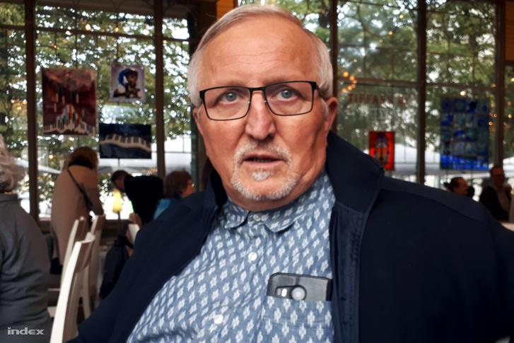 Jelinkó Árpád, a Finnországi Magyarok Egyesületének elnöke
