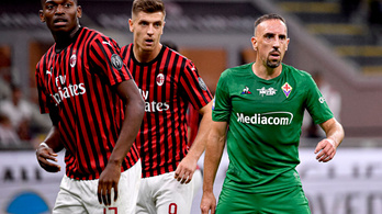 Megunta a Milan kínlódását, halomra döntötte a védőket