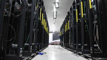 Egykori NATO-bunkerben üzemelt egy dark web csomópont