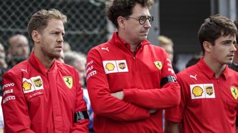 A Ferrari F1-főnöke elmagyarázta a belső feszültséget generáló taktikát
