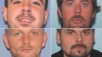 Négy különösen veszélyes rab az őröket lefegyverezve szökött meg Ohióban