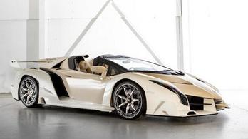 2,5 milliárdot ért a diktátor fiának legdrágább sportkocsija