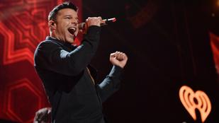 Ricky Martin bejelentette, hogy negyedik gyermekükkel várandós egy béranya