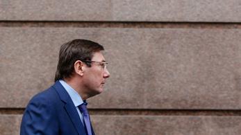 Inkább elment Ukrajnából a főügyész, nehogy újságírókkal kelljen találkoznia