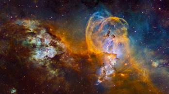 Az univerzum legnagyobb rózsájától a sötétség pereméig