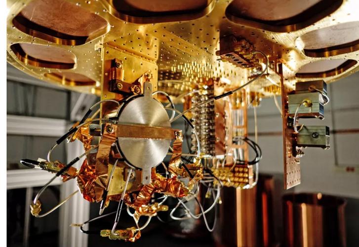 Google új kvantumszámítógépe