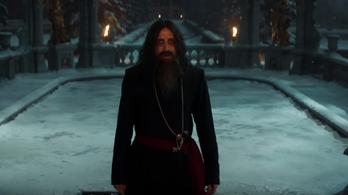 A hideg futkos a hátunkon az új Kingsman-film Raszputyinjától
