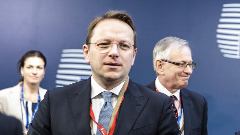 Várhelyi Olivért terjesztette fel biztosjelöltnek a magyar kormány