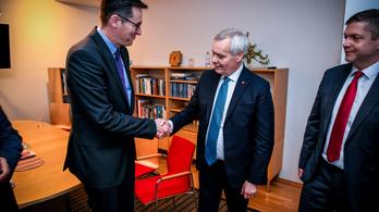 Karácsony Gergellyel és Dobrev Klárával is találkozott a finn miniszterelnök Orbán előtt