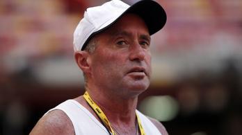 Doppingvétség miatt négy évre eltiltották a világ egyik legjobb futóedzőjét