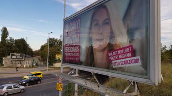 A Telekom megkérte a ferencvárosi ellenzéki jelöltet, ne használja hirdetéseiben a magentát