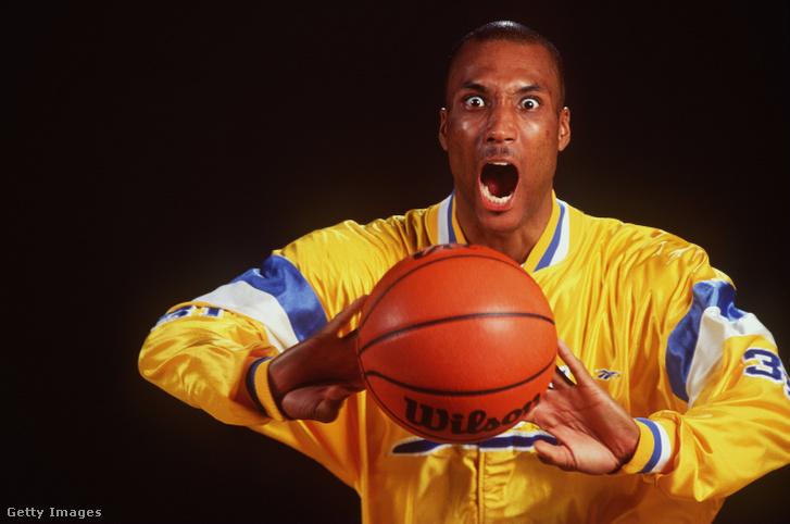 Az NCAA-t sikerrel beperlő Ed O'Bannon még a UCLA egyetem kosárlabdázójaként
