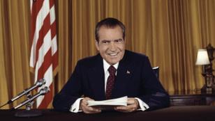 Amerika legnagyobb politikai botránya, a Watergate-ügy nyomában